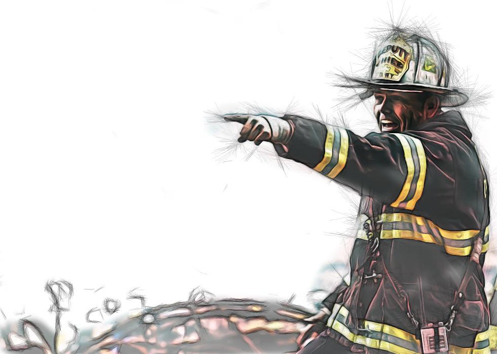 Feuerwehr rufen
