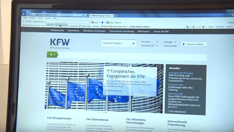 KfW Förderung für Alarmanlagen